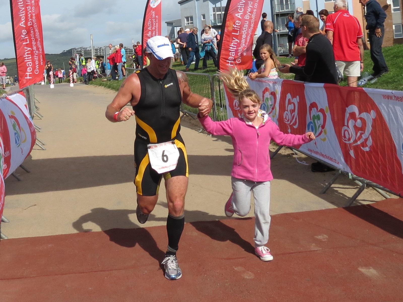 Llanelli Sprint Triathlon » Healthy Life Activities