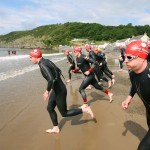 Pendine Outdoor Sprint Triathlon 2012